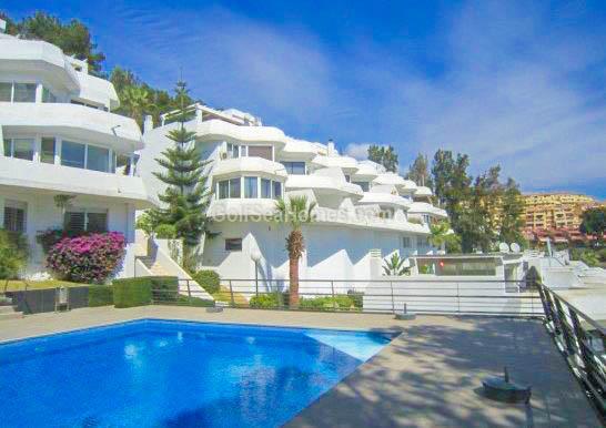 bb8a0eef4145 Semidetached house in Torrequebrada Golf – Golf Sea Homes